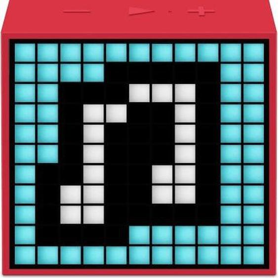 Divoom Timebox-mini rot