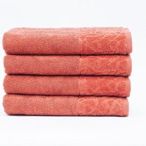 Döhler Handtuch Set »Stones 4-teilig«, Set