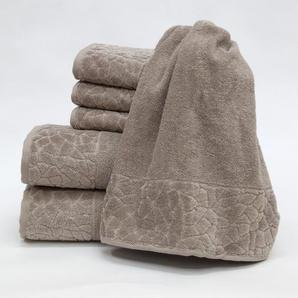 Handtuch Set, Stones 6-teilig, Döhler