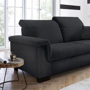 DOMO collection 2,5-Sitzer, wahlweise mit Rückenverstellung