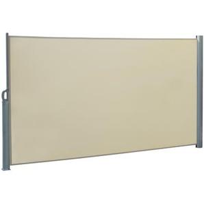 Seitenmarkise beige 600 x 160 cm