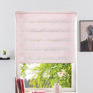 Doppelrollo »MARANO«, my home, Lichtschutz, ohne Bohren, freihängend, im Fixmaß, Rollo mit Klemmträger, mit über 3.200 positive Bewertungen