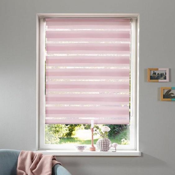 Doppelrollo »MARANO«, my home, Lichtschutz, ohne Bohren, freihängend, im Fixmaß, Rollo mit Klemmträger, mit über 3.100 positive Bewertungen