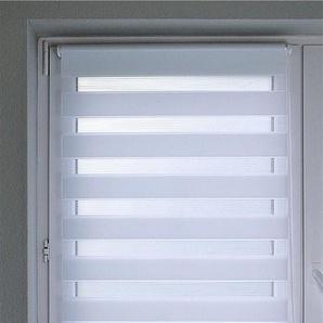 Doppelrollo »Sola«, Kutti, Lichtschutz, ohne Bohren, freihängend, Lichtschutz