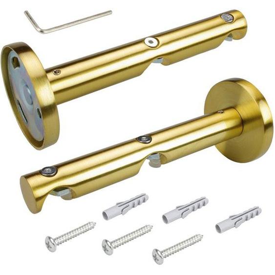 Deckenträger, Liedeco, Gardinenstangen, (1-St), für Gardinenstangen Ø 16 mm