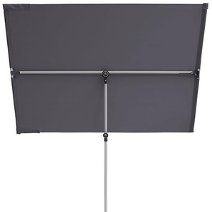 Doppler Active Balkonschirm/Blende 180x130cm Anthrazit