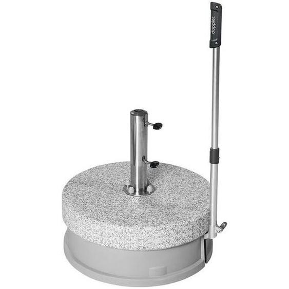 Doppler Rollensockel Easy Move 70kg rund mit Hubfunktion