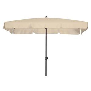 Doppler Sonnenschirm Sunline Waterproof Neo rechteckig 185 x 120 cm Natur