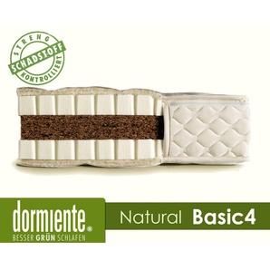 Dormiente Natural Basic 4 Latex-Matratzen 90x200 cm 3a