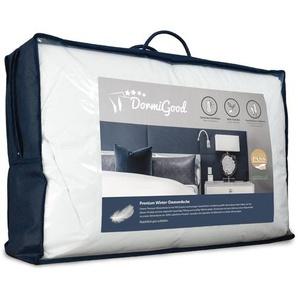 DormiGood�    Premium Daunendecke - 220x240 cm - Winterdecke (W�rmegrad 4-5)