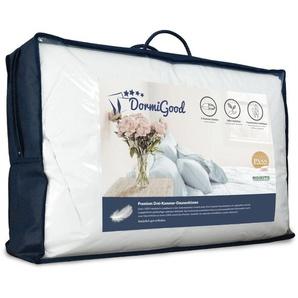 DormiGood�    Premium Daunenkissen - 80x80 cm