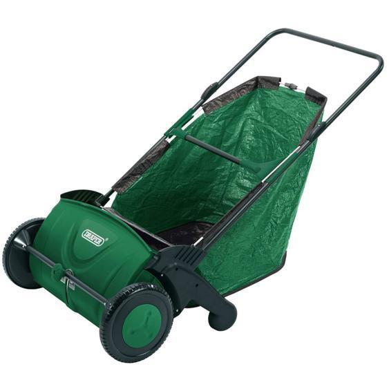 Draper Tools Rasenkehrmaschine 21 Grün