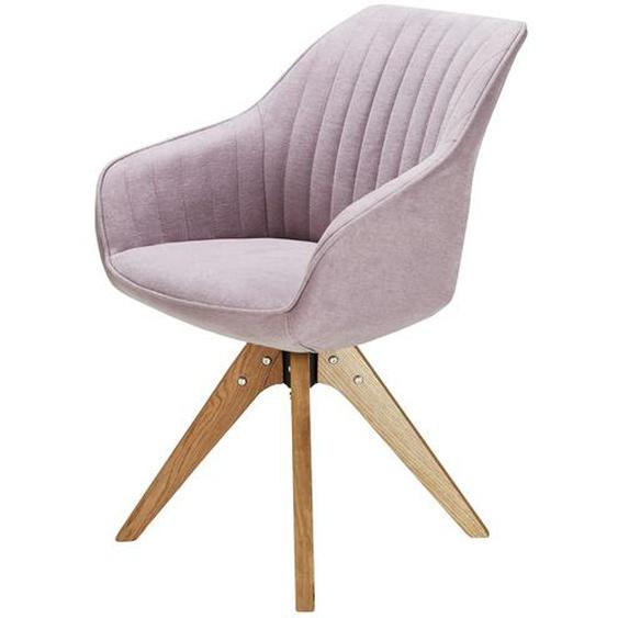Drehsessel - lila/violett - 60 cm - 83 cm - 65 cm | Möbel Kraft