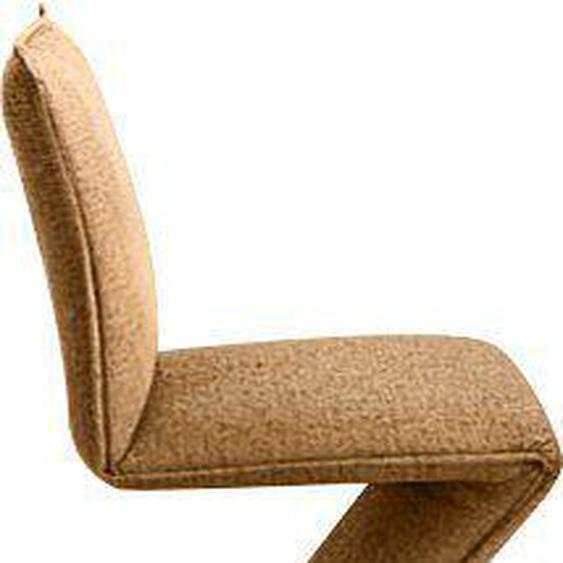 K+W Komfort & Wohnen Drehstuhl  Stuhl mit federnder Sitzschale, gelb »Drive«, KW Komfort & Wohnen»Drive«