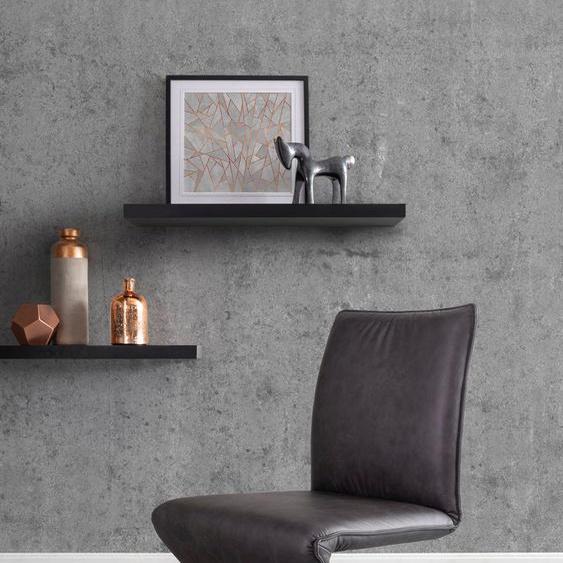 K+W Komfort & Wohnen Drehstuhl  Stuhl mit federnder Sitzschale, grau »Deseo II«, KW Komfort & Wohnen»Deseo II«