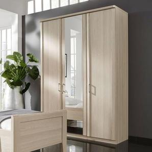Drehtüren-Kleiderschrank Montego, Esche hell, Breite 300  cm –  6-türig