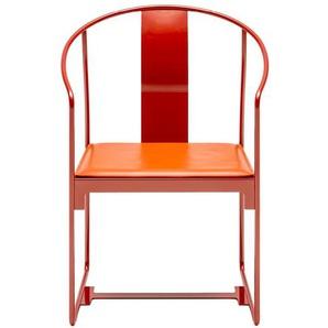 Driade - MINGX Armlehnstuhl - orange - outdoor