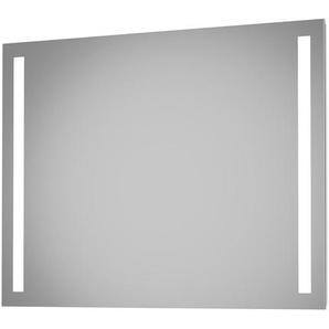 Design Lichtspiegel Silver Stream 100 x 70 cm