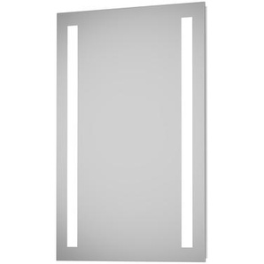 Design Lichtspiegel Silver Stream 50 x 70 cm