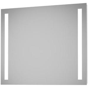 Design Lichtspiegel Silver Stream 80 x 60 cm