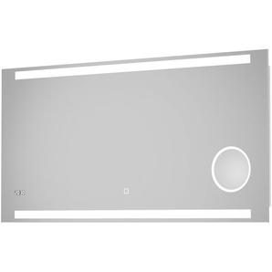 Design Lichtspiegel Silver Style 120 x 60 cm