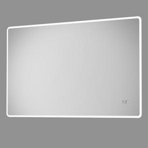 Design Lichtspiegel Silver Sunshine 2.0 120 x 70 cm