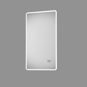 Design Lichtspiegel Silver Sunshine 2.0 45 x 70 cm
