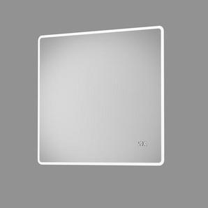 Design Lichtspiegel Silver Sunshine 2.0 80 x 70 cm