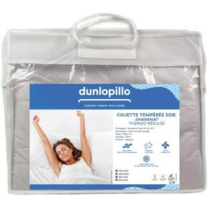 Dunlopillo COSOLH240260DPO Shanghai Winter-Maison Bettbezug, 240 x 260 cm, Weiß