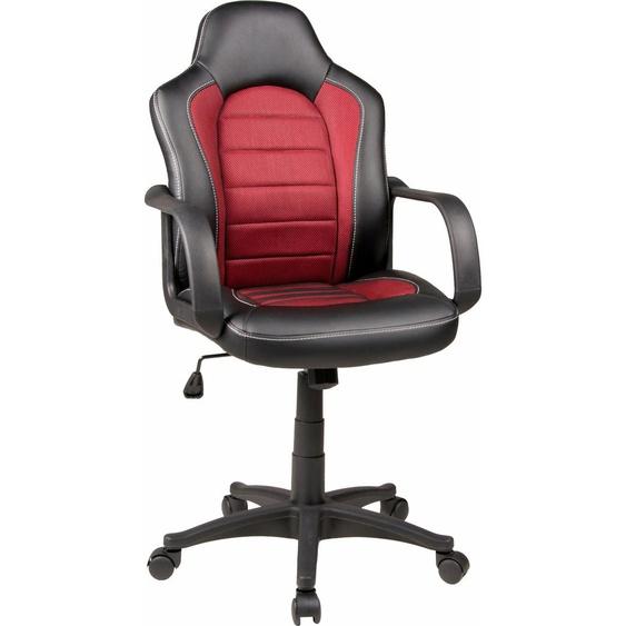 Duo Collection Gaming Chair Robin, in moderner Bi-Colour-Optik Einheitsgröße schwarz Gamingstühle Bürostühle Stühle Sitzbänke