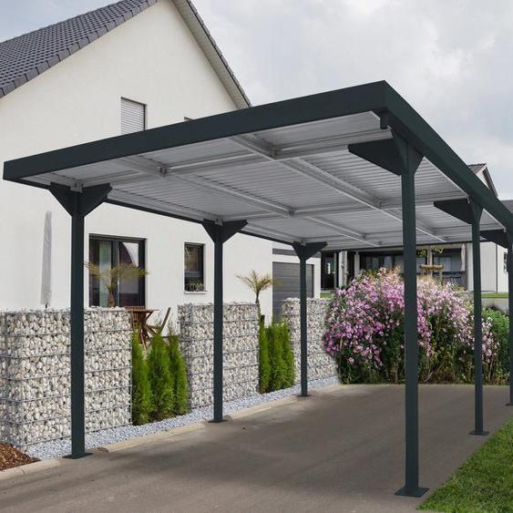 Carport »Car Shelter«, DURAMAX, Material Stahlblech
