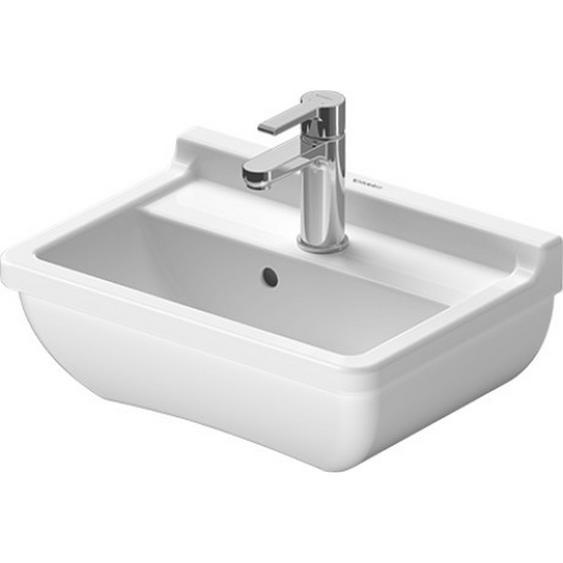 Duravit Handwaschbecken Starck 3 45 x 32 cm weiß