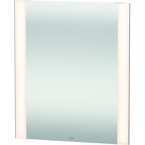 Duravit Leuchtspiegel LED seitlich 70 cm x 60 cm EEK: A++