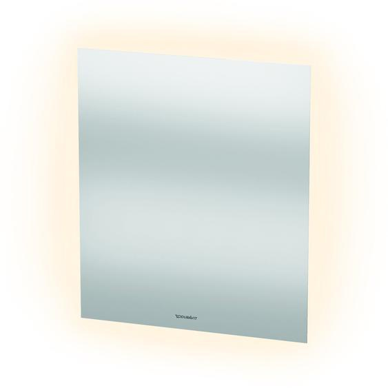 Duravit Leuchtspiegel mit Indirektlicht und Wandschaltung 70 cm x 60 cm EEK: A+