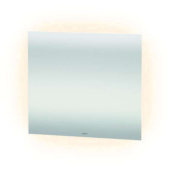Duravit Leuchtspiegel mit Indirektlicht und Wandschaltung 70 cm x 80 cm EEK: A+