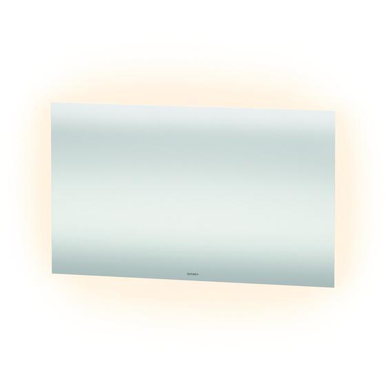 Duravit Leuchtspiegel mit Wandschaltung 70 cm cm 120 cm EEK: A+