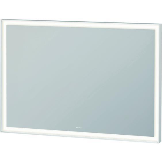 Duravit Spiegel mit LED-Beleuchtung 100 cm L-Cube Weiß EEK: A