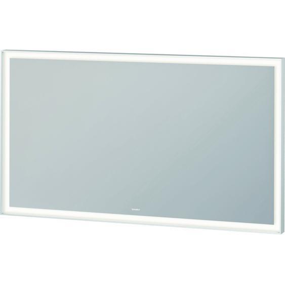 Duravit Spiegel mit LED-Beleuchtung 120 cm L-Cube Weiß EEK: A