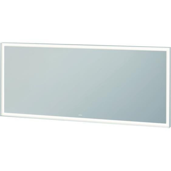 Duravit Spiegel mit LED-Beleuchtung 160 cm L-Cube Weiß EEK: A