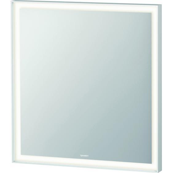 Duravit Spiegel mit LED-Beleuchtung 65 cm L-Cube Weiß EEK: A