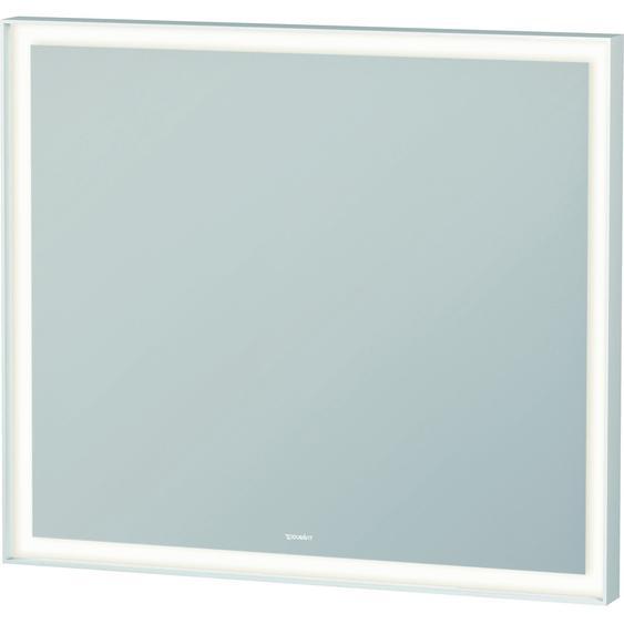 Duravit Spiegel mit LED-Beleuchtung 80 cm L-Cube Weiß EEK: A