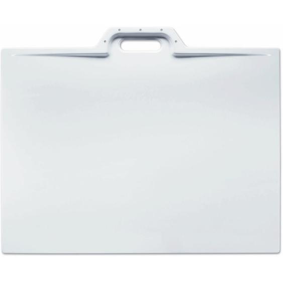 Duschfläche XETIS Modell 891 80x140 cm, Farbe: Weiß - 489100010001 - Kaldewei