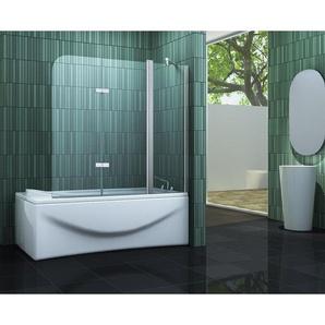 Duschtrennwand TILTO (Badewanne) - IMPEX-BAD