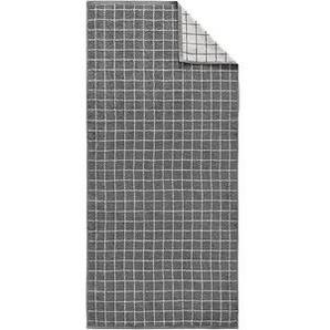 Dyckhoff Duschtuch Basic Line Kachel grau