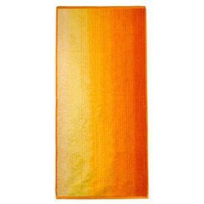 Dyckhoff Handtuch Colori Bio gelb