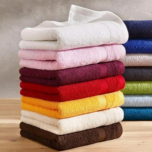 Handtücher »Planet«, Dyckhoff, aus reiner Bio-Baumwolle (2 Stück oder 6 Stück)