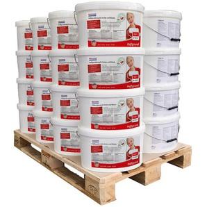 Haftgrund PROFHOME Decken Wand-Grundierung für Renoviervlies Malervlies Tapeten weiß ELF | 1 Pal. 400 Liter für 1920 qm - E-DELUX