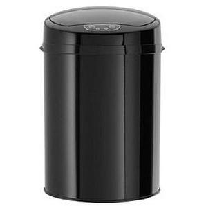 Echtwerk Sensor Mülleimer 9,0 l schwarz