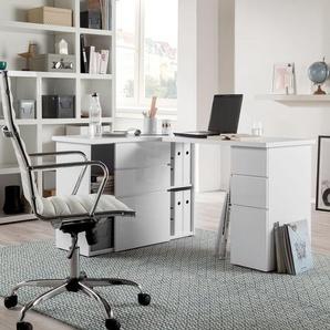 Eck-Schreibtisch Samiera