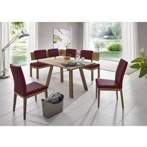 Eckbankgruppe Asha mit 2 Stühlen